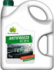 Акция на Охлаждающая жидкость GreenCool GC2010 Зеленая 5 л (4810737001661) от Rozetka
