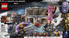 Акция на Конструктор LEGO Super Heroes «Мстители: Финал» — решающая битва 527 деталей (76192) от Rozetka