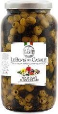 Акция на Оливки Le Bonta' del Casale микс без косточек в масле 3.1 л (8020454002278) от Rozetka