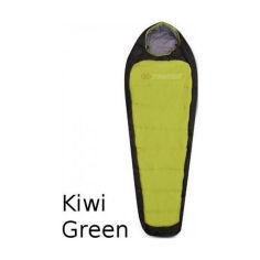 Акция на Спальный мешок Trimm IMPACT kiwi green/dark grey (зеленый) 195 L от Allo UA