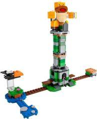 Акция на Конструктор LEGO Super Mario Падающая башня босса братца-сумо. Дополнительный набор 71388 от MOYO