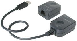 Акция на Удлинитель USB C2G через CAT5/CAT6 до 45м (CG81621) от MOYO