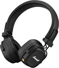 Акция на Marshall Major Iv Bluetooth Black (1005773) от Y.UA