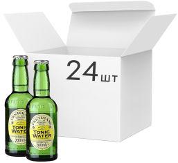 Акция на Упаковка напитка газированного Fentimans Тоник 0.2 л x 24 шт (5029396739030) от Rozetka