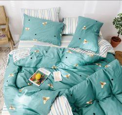 Акция на Комплект постельного белья MirSon Бязь 17-0556 Viona Семейный (2200003925593) от Rozetka