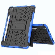 Акция на Бронированный чехол Armored Case для Apple iPad Pro 11 (2020), Apple iPad Pro 11 (2021) Blue от Allo UA
