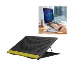 Акция на Подставка для ноутбука/планшета Basen Mesh Portable black от Allo UA