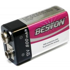 Акция на Аккумулятор Beston 6LR61 800 mAh (AAB1823) от Foxtrot