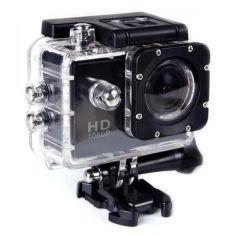 Акция на Водонепроницаемая спортивная экшн камера SJ4000 A7 Black от Allo UA