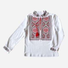 Акция на Вышиванка Фламинго 791-204 128 см Белый/Красный (4829960009177) от Rozetka