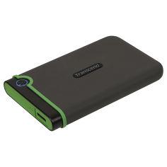 """Акция на Внешний жесткий диск TRANSCEND 4TB TS4TSJ25M3S USB 3.1 StoreJet 2.5"""" M3S (TS4TSJ25M3S) от Foxtrot"""