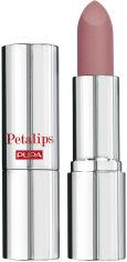 Акция на Помада для губ Pupa Petalips Soft Matte Lipstick 003 Aquatic Nymphaea 3.5 г (8011607347155) от Rozetka