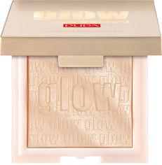 Акция на Хайлайтер Pupa Glow Obsesssion Compact Highlighter №100 Light Gold 6 г (8011607340378) от Rozetka
