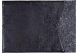 """Акция на Gmakin Cover Envelope Leather Felt Black (GM09) for MacBook 13"""" от Stylus"""