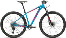 Акция на Велосипед Orbea MX20 27 M 2021 Blue Bondi - Bright Red (Gloss) (L20317NP) от Rozetka