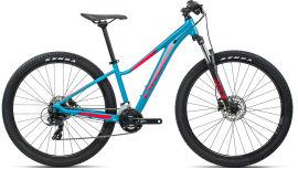 Акция на Велосипед Orbea MX 27 ENT XS Dirt 2021 Blue Bondi-Bright Red (L01314NW) от Rozetka