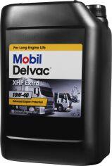 Акция на Моторное масло Mobil Delvac XHP Extra 10W-40 20 л от Rozetka