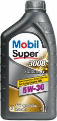 Акция на Моторное масло Mobil Super 3000 x1 Formula FE 5W-30 1 л от Rozetka