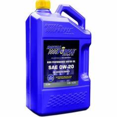 Акция на Моторное авто масло Royal Purple API 0w-20 фасовка 4.73л /5 кварт Royal Purple API от Allo UA