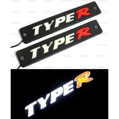 Акция на DRL дневные ходовые огни гибкие ДХО LED № 15 TYPRE NTS 19x3 12V (гибкие на 3М скотче + саморез.) от Allo UA