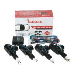 Акция на Комплект центрального замка FANTOM CL-480 для авто 5,5 кг от Allo UA