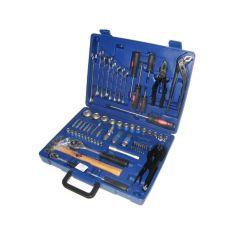 Акция на Набор инструментов и ключей 72 пр. ART-072MDA KingROY для авто в машину Автоинструменты от Allo UA