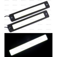 Акция на DRL дневные ходовые огни гибкие ДХО LED № 20 NT 19x3 Line 12V (гибкие на 3М скотче + саморез.) от Allo UA