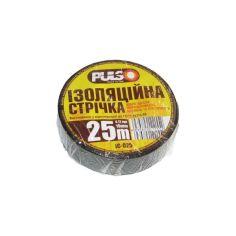 Акция на Изолента PULSO PVC 25 м х19ммх0,13мм черная от Allo UA