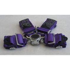 """Акция на Ремень безопасности 3"""" ASP, фиолетовый от Allo UA"""