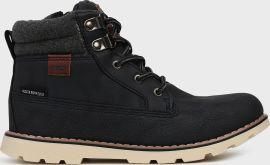 Акция на Ботинки демисезонные CMP Kids Thuban Lifestyle Shoes Wp 39Q4944-U423 31 Antracite (8056381919594) от Rozetka