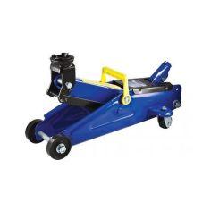 Акция на Домкрат гидравлический подкатной 2т 130-350мм N42001/T82000СS (чемодан) 9кг для авто Автомобильный от Allo UA