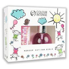 Акция на Набор декоративной косметики Colour Intense 01 блеск, туалетная вода  ТМ: Colour Intense от Antoshka