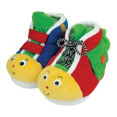 Акция на Развивающая игрушка K'S Kids Ботинки (KA10461-GB) от Будинок іграшок