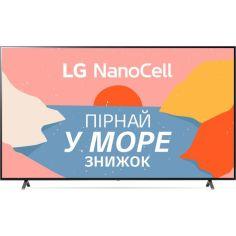 """Акция на 55"""" LG 55NANO756PA Black от Allo UA"""