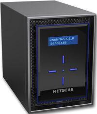 Акция на Сетевое хранилище NETGEAR ReadyNAS RN422 diskless от MOYO