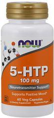 Акция на Now Foods 5-HTP 100 mg Veg Capsule 60 caps от Stylus