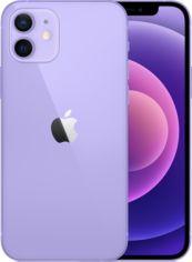 Акция на Apple iPhone 12 128GB Purple (MJNP3) Ua от Stylus