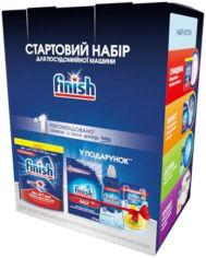 Акция на Стартовый набор для посудомоечных машин FINISH (4820232970423) от Rozetka