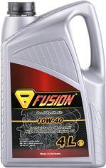 Акция на Моторное масло Fusion Semy Syntetic 10W40 4 л (FU1040/4) от Rozetka