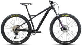 Акция на Велосипед Orbea Laufey H30 L 2021 Black / Black-Purple (L25119MQ) от Rozetka