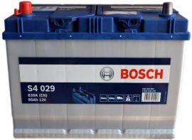 Акция на Автомобильный аккумулятор Bosch 95Аh (+/-) ASIA S4029 (830EN) (0 092 S40 290) от Rozetka