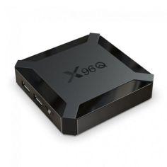 Акция на TV приставка Allwinner X96Q H313 черная, 1GB RAM, 8GB ROM от Allo UA