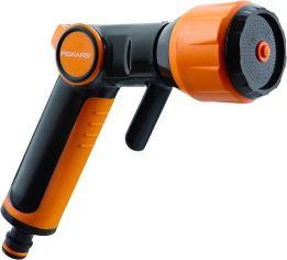 Акция на FISKARS Пистолет-распылитель мультифункцийний Watering (1023665) от Repka