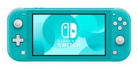 Акция на Nintendo Switch Lite Turquoise от Stylus