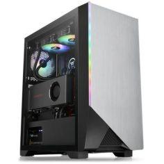 Акция на Корпус Thermaltake H550 Tempered Glass Black/Grey (CA_1P4_00M1WN_00) без БП от Allo UA