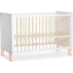 Акция на Детская кроватка Kinderkraft Nico White (KKHNICOWHT000N) от Allo UA