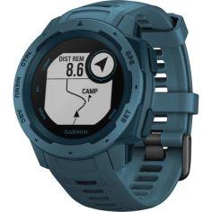 Акция на Смарт-часы Garmin Instinct Lakeside Blue (010-02064-04) от Allo UA