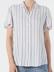 Акция на Рубашка Colin's CL1054182WHT L White от Rozetka
