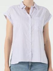 Акция на Рубашка Colin's CL1054183WHT M White от Rozetka