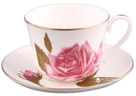 Акция на Чайный набор Lefard 264 Чайная роза из 2 предметов (264-429) от Rozetka